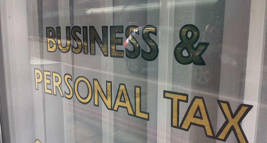 Tax advice in Islington